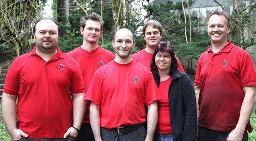 Unser Team 2012-1