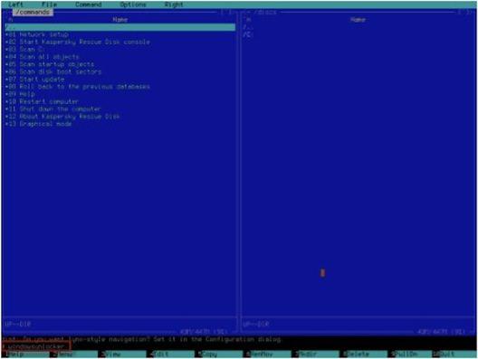 Bluescreen-Trojaner
