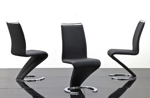 Summer schwarz Stuhl 02