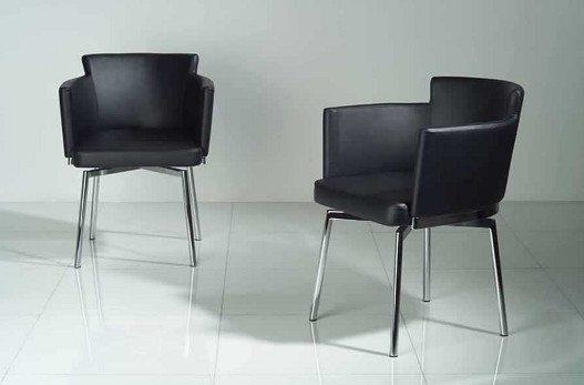 Tonja Stuhl schwarz 01