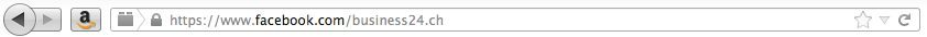 """An dem kleinen Schlüssel-Icon neben der Adressleiste des Browsers sowie an dem """"https"""" erkennt man eine SSL-Verbindung."""