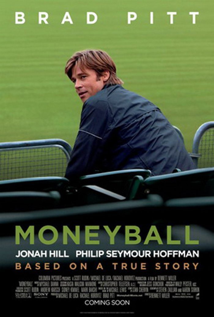 Moneyball-Filmposter (Bild: © Columbia Pictures, Wikipedia)
