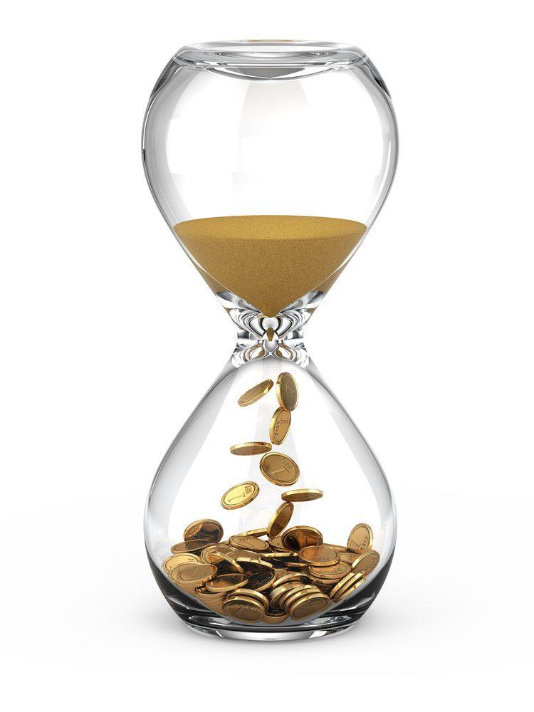 Zeit-ist-Geld-Sashkin-shutterstock.com