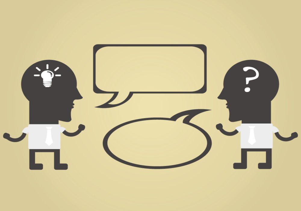 Aktives Zuhören. (Bild: Xerography / Shutterstock.com)