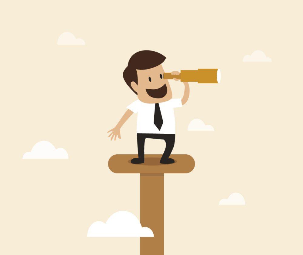 Es ist lohnend, immer einen genauen Blick auf die potentiellen oder bereits bestehenden Konkurrenten zu haben. (Bild: B Studio / Shutterstock.com)