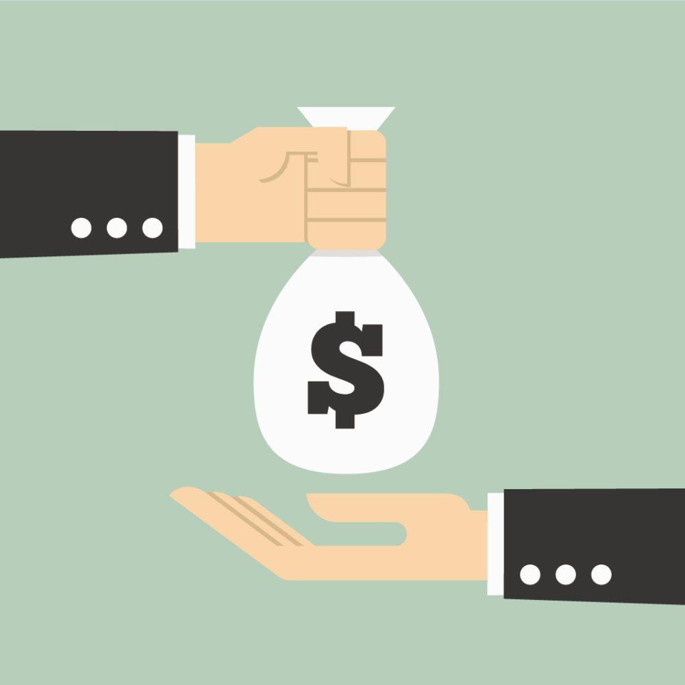 Wenn in Ihrem Geldbeutel Ebbe herrscht, müssen Sie sich an Fördergelder und andere Darlehen halten. (Bild: Dooder / Shutterstock.com)