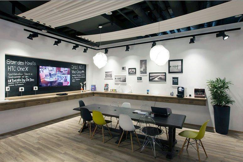 Konzept Swisscom Shops - Brem+Zehnder AG - Bild 3