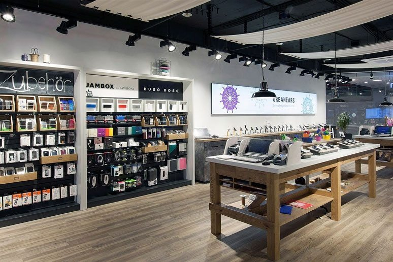 Konzept Swisscom Shops - Brem+Zehnder AG - Bild 4