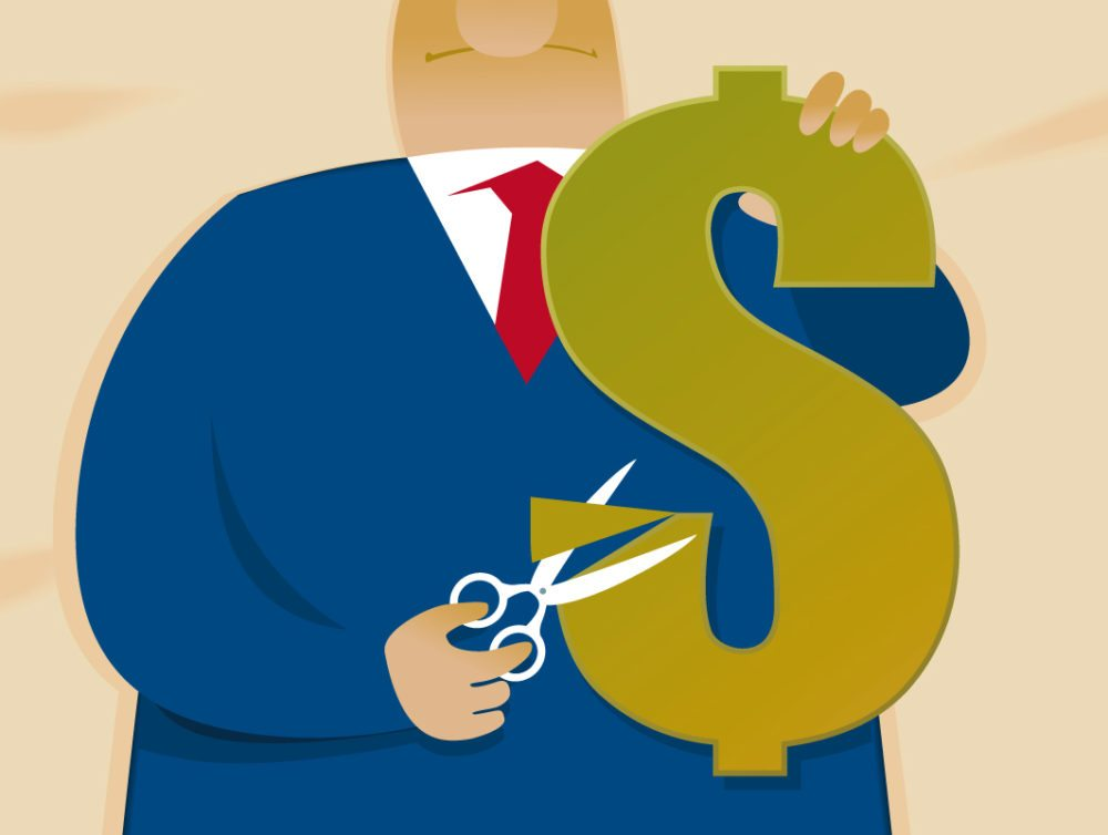 Gegen die Kostenexplosion. (Bild: Svinkin / Shutterstock.com)