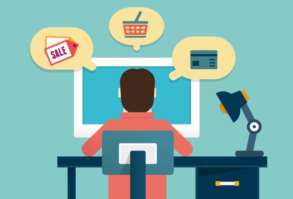 Die Möglichkeiten des Online Shoppings wirken sich nicht nur auf die Beziehungen zwischen Händler und Endverbraucher aus. (Bild: Max Griboedov / Shutterstock.com)