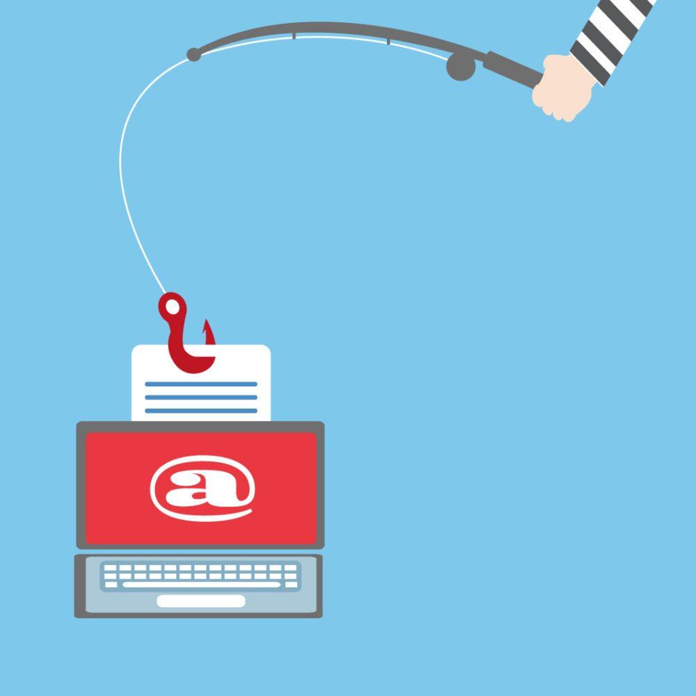 Viren und Spam-Mails halten die Computerarbeit auf, Trojaner und Pishingmails hingegen lassen sich auch gezielt zur Industriespionage einsetzen. (Bild: Pornwipa.P / Shutterstock.com)