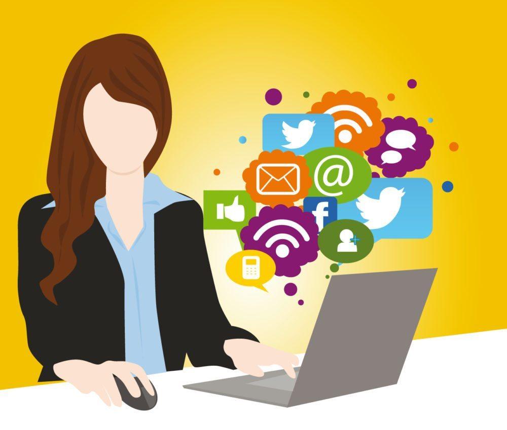 In einer dynamischen Leistungsgesellschaft sind Menschen zum Erfolg verdammt, wenn sie nicht zu sozialen Aussenseitern werden wollen. (Bild: The Cute Design Studio / Shutterstock.com)