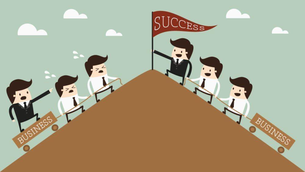 Team oder Gruppenarbeit. (Bild: Dooder / Shutterstock.com)