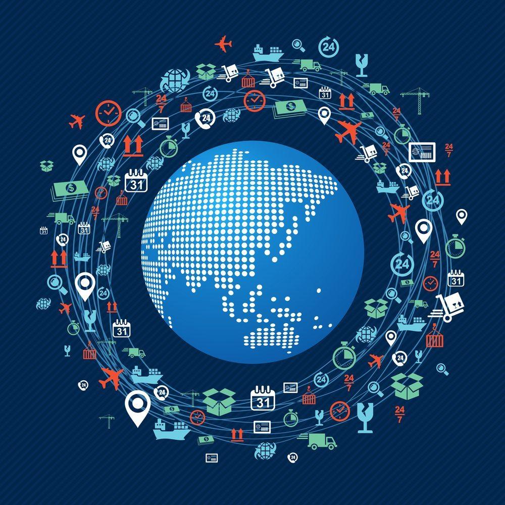 Die der Bezugsteuer unterliegenden Dienstleistungen nehmen aufgrund von Webanwendungen stark zu. (Bild: Cienpies Design / Shutterstock.com)