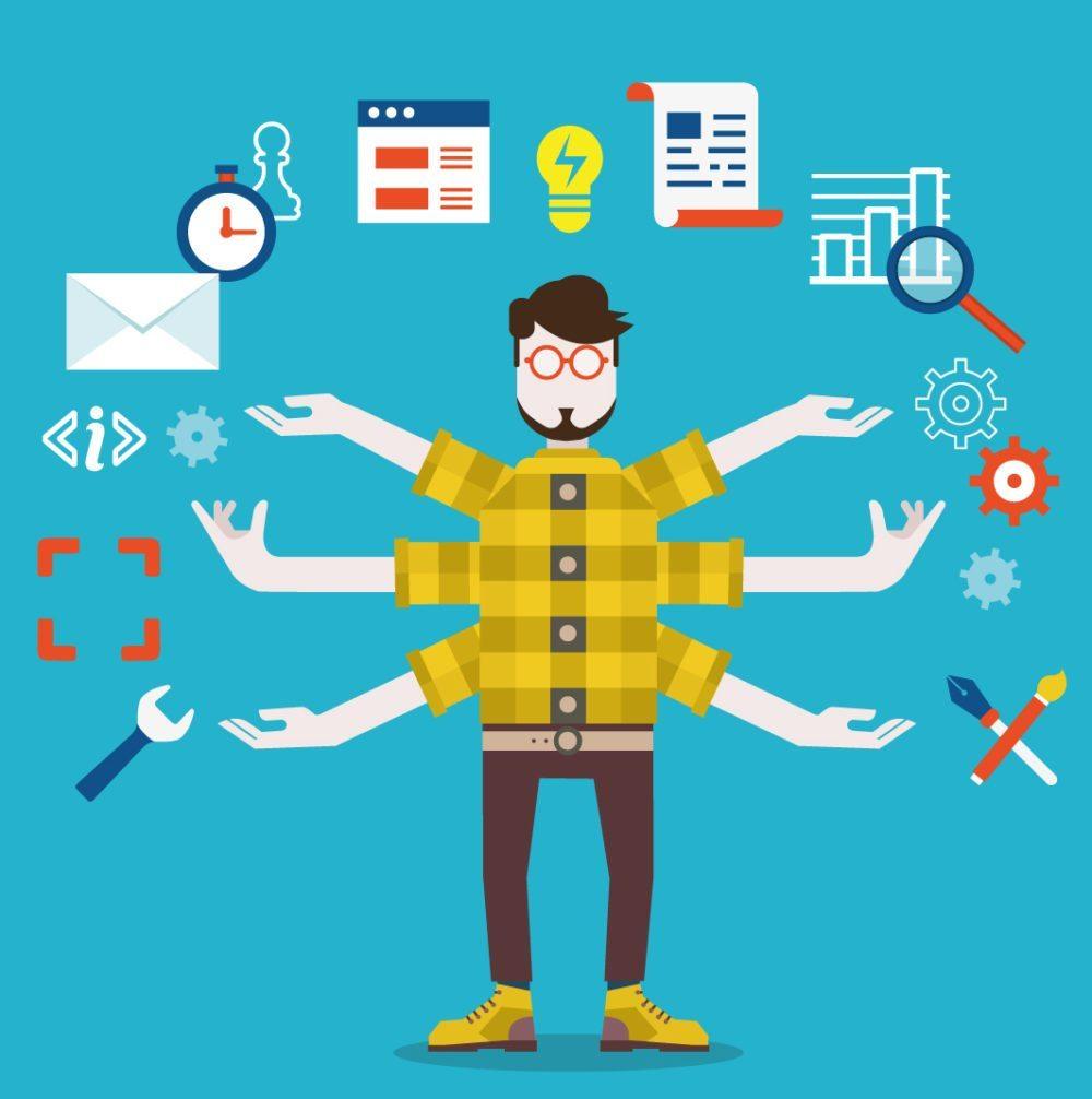 Wenn Sie sich auf Ihrem Gebiet als Experte präsentieren können, werden Sie eine starke Anziehungskraft auf Kunden ausüben. (Bild: Max Griboedov / Shutterstock.com)