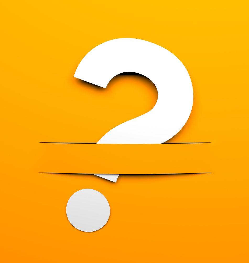 Fragen kostet nichts. (Bild: Palto / Shutterstock.com)