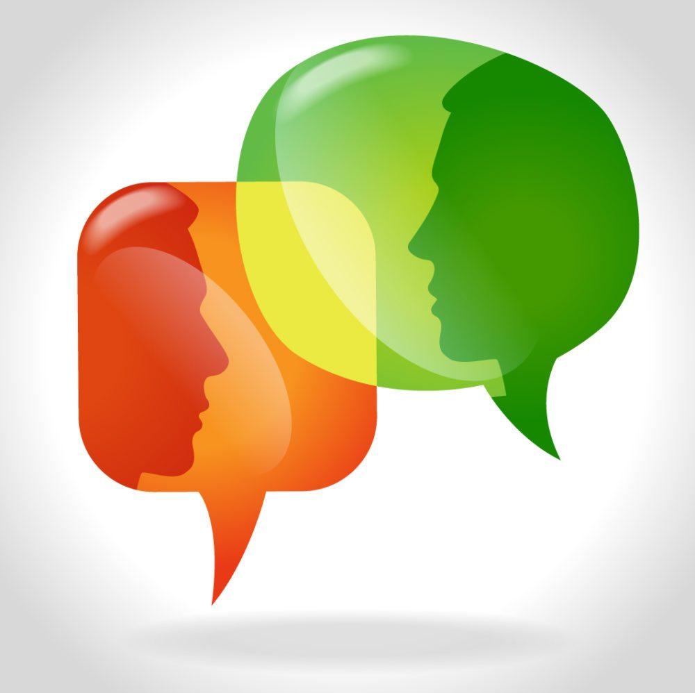 In einer Situation mit aufgabenbedingtem Stress ist es besonders wichtig, mit den betroffenen Mitarbeitern gut zu kommunizieren. (Bild: VLADGRIN / Shutterstock.com)