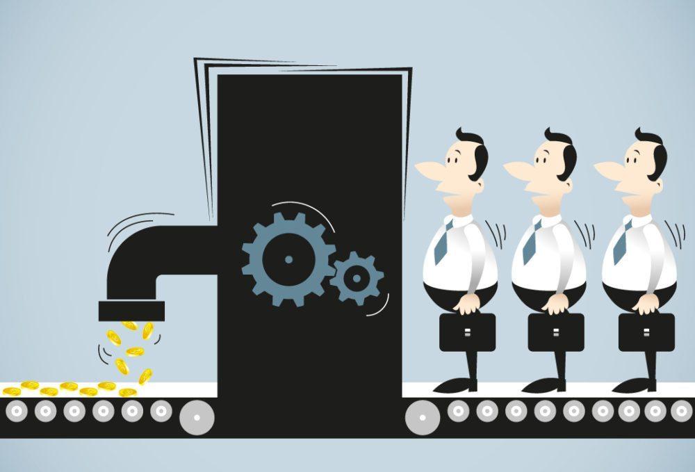 Gelder für Erweiterungen der Produktion. (Bild: Milen / Shutterstock.com)