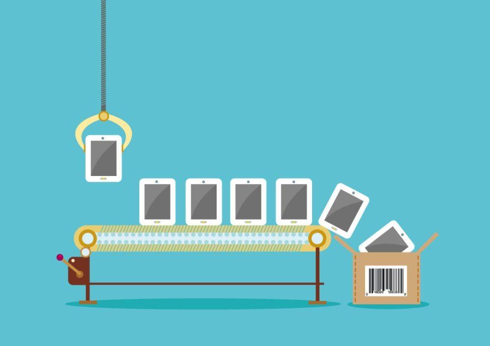 Grundsätzlich können Unternehmen nur die Produkte und Leistungen anbieten, die sie auch herstellen oder umsetzen können. (Bild: Crystal Eye Studio / Shutterstock.com)