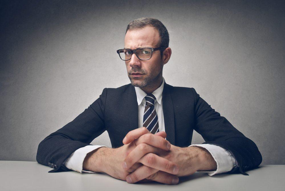 Fragen zu meinem Privatleben weigere ich mich zu beantworten, da es nicht statthaft ist, derartige Fragen zu stellen. (Bild: Ollyy / Shutterstock.com)