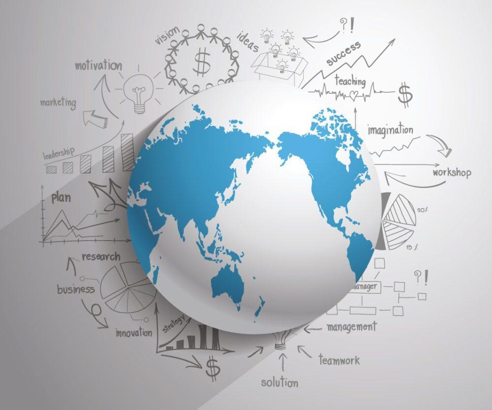 Die vollständige Ausrichtung des Projekts auf das internationale Umfeld ist entscheidend für den Erfolg. (Bild: My Life Graphic / Shutterstock.com)