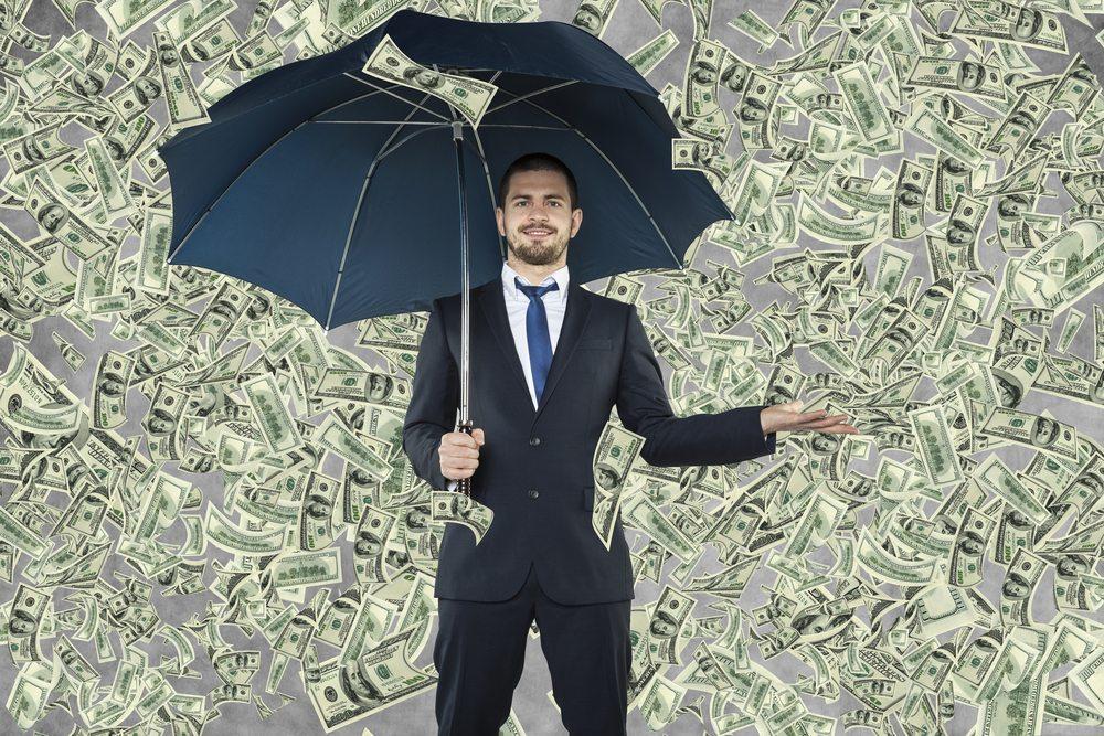 Auf der Gewinnerseite: die Superreichen und der globale Mittelstand. (Bild: Maslowski Marcin / Shutterstock.com)