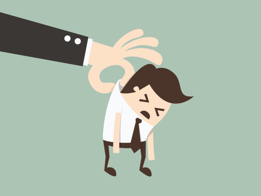 Konflikte im Team sind zu begrüssen, Mobbing ist abzulehnen. (Bild: Dooder / Shutterstock.com)