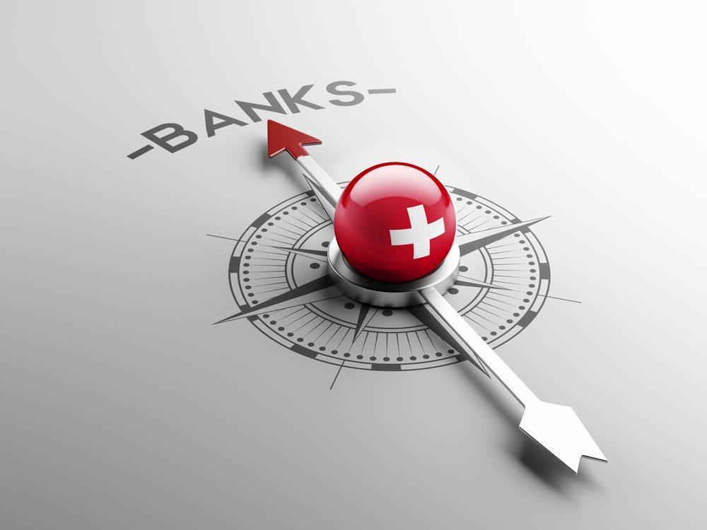 Viele kleinere Banken in der Schweiz stehen unmittelbar vor dem Aus. (Bild: xtock / Shutterstock.com)