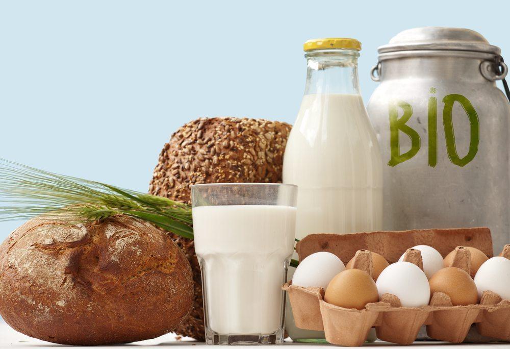 Die Schweizer stehen auf Bio-Produkte. (Bild: yamix / Shutterstock.com)