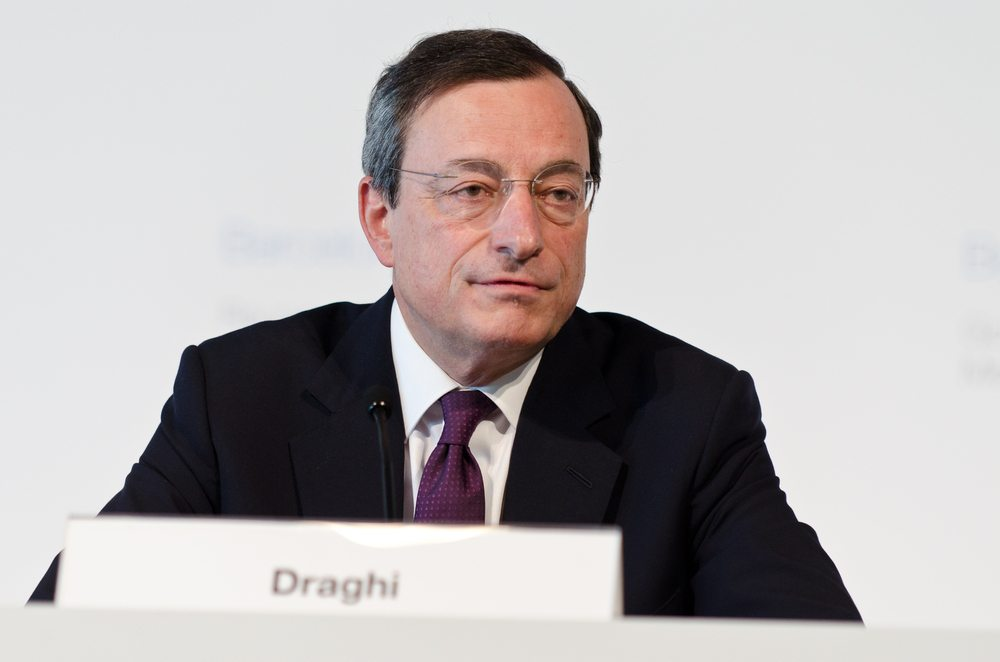 Mario Draghi. (Bild: matthi / Shutterstock.com)