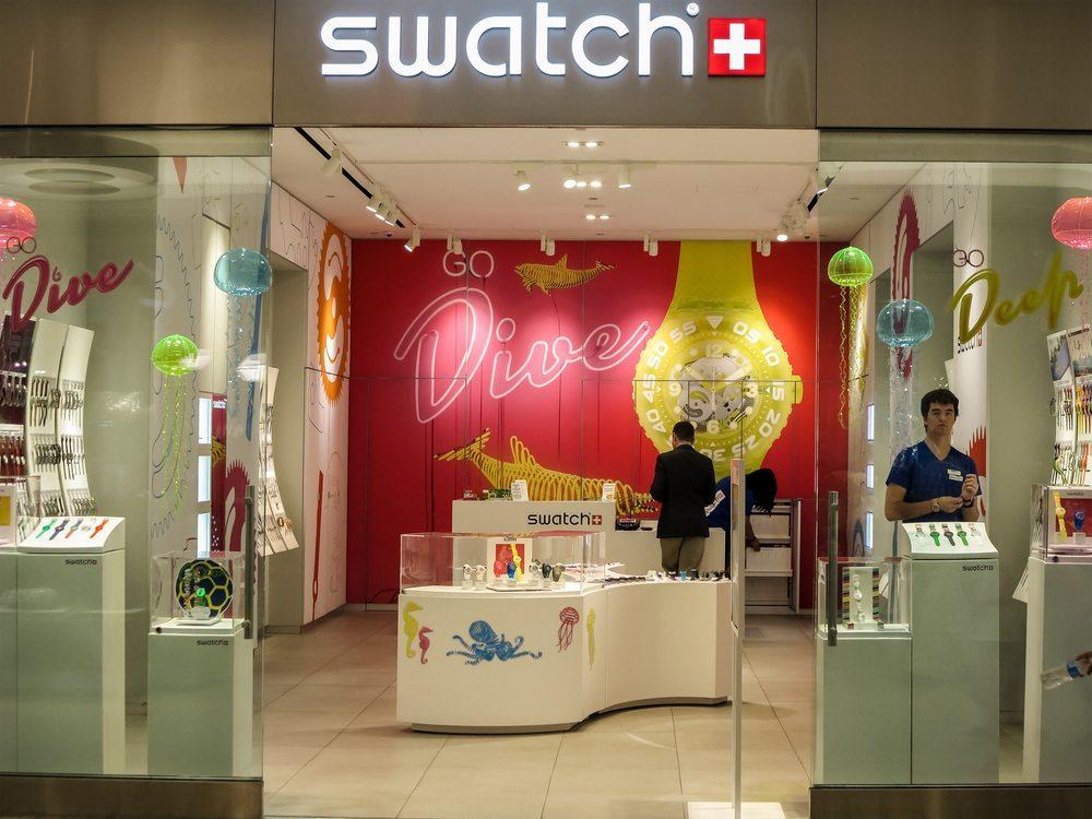 Swatch zweifelt Erfolgspotenzial von intelligenten Uhren an. (Bild: Goran Bogicevic / Shutterstock.com)