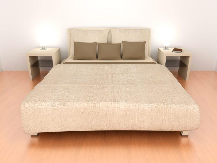 Ein schönes Bett gibt es für jeden Bedarf. (Bild: © Spectral-Design - Fotolia.com)
