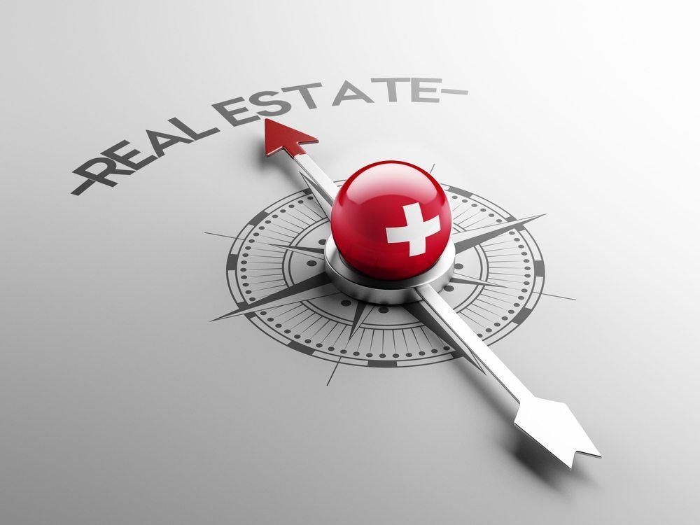 Die klassische Immobilienbranche gibt es in der Schweiz nicht mehr. Jetzt wird von der bedeutenden Immobilienwirtschaft gesprochen. (Bild: xtock / Shutterstock.com)