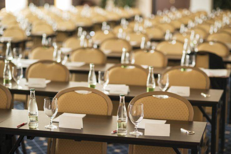 Interaktive Planung von Events, Konferenzen & Co.  (Bild: © Halfpoint - shutterstock.com)