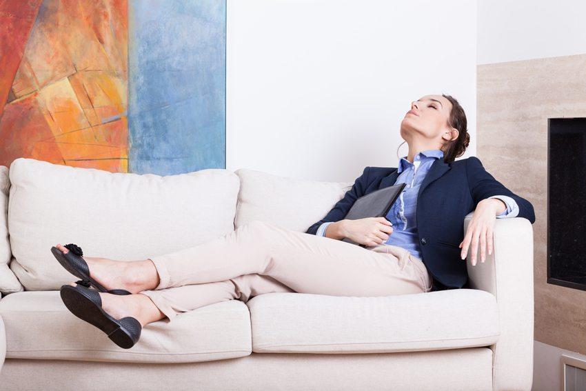 Für den Power Nap benötigen Sie einen separaten Raum. (Bild: Photographee.eu / Shutterstock.com)