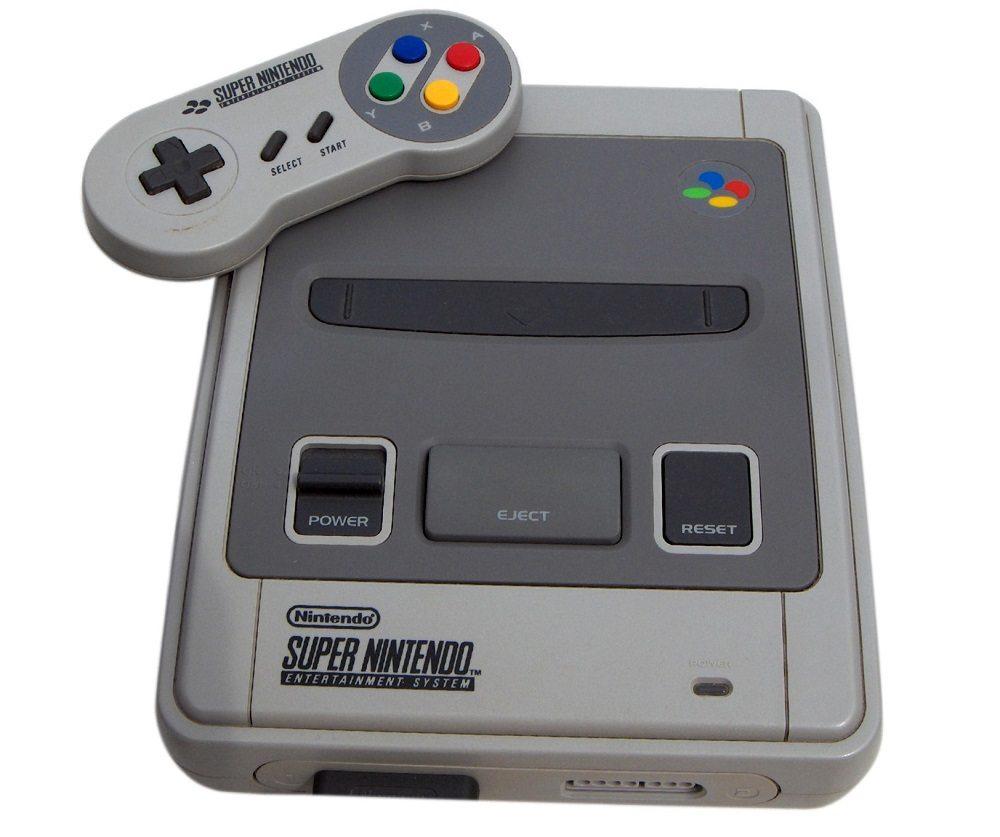 Super Nintendo Entertainment System, kurz SNES (Bild: © Céréales Killer - CC BY-SA 3.0)
