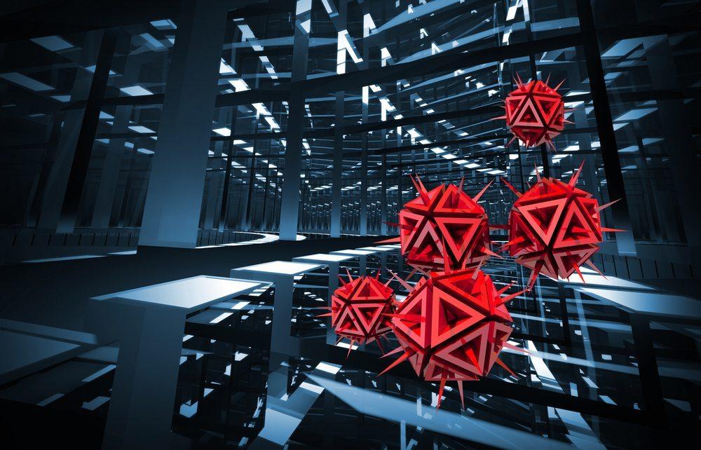Zahlreiche Viren, Trojaner und Backdoor-Programme sind im World Wide Web unterwegs (Bild: Eugene Sergeev / Shutterstock.com)