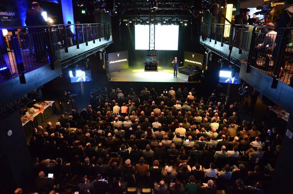 Das Interesse am worldwebforum 2015 war enorm gross und die Konferenz komplett ausverkauft. (Bild: © worldwebforum.com)