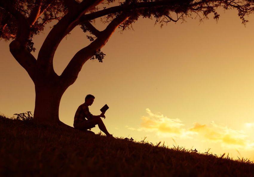 Die meisten Menschen würden heutzutage gerne die Ruhe aushalten können. (Bild: © KieferPix - shutterstock.com)