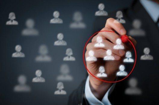 Die Marktsegmentierung ist wichtig - gehen Sie sicher, dass Sie eine geeignete Methode wählen.