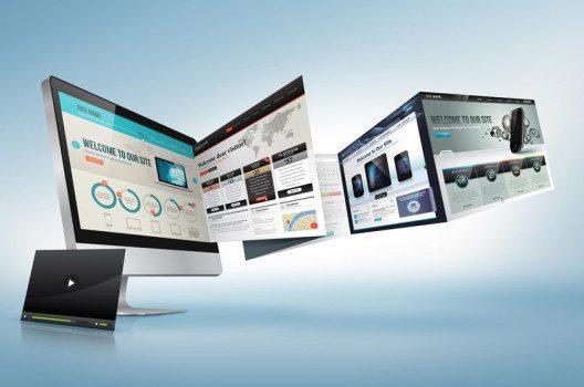 Eine eigene Firmenwebseite ist heutzutage als Muss für fast jedes Unternehmen anzusehen. (Bild: PureSolution – shutterstock.com)