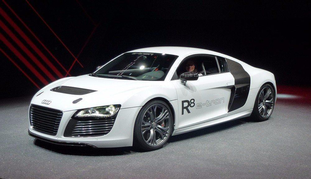 Audi R8 e-tron (Bild: © RudolfSimon - CC BY-SA 3.0)