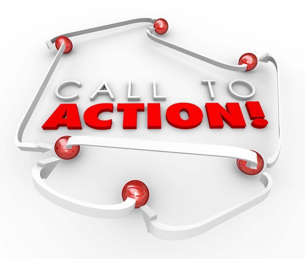 """Arbeite in deinen Facebook Ads mit Text-Elementen im Bild, z. B. mit """"Call To Action"""". (Bild: © iQoncept - shutterstock.com)"""