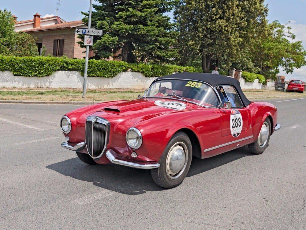 Lancia Aurelia (Bild: © ermess - shutterstock.com)