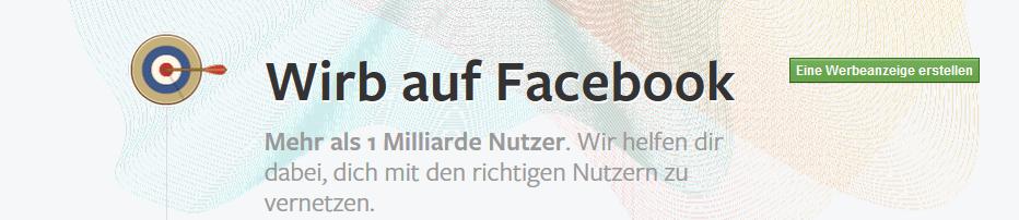 Wer es richtig anstellt, kann mit Facebook Ads viel erreichen. (Screenshot)