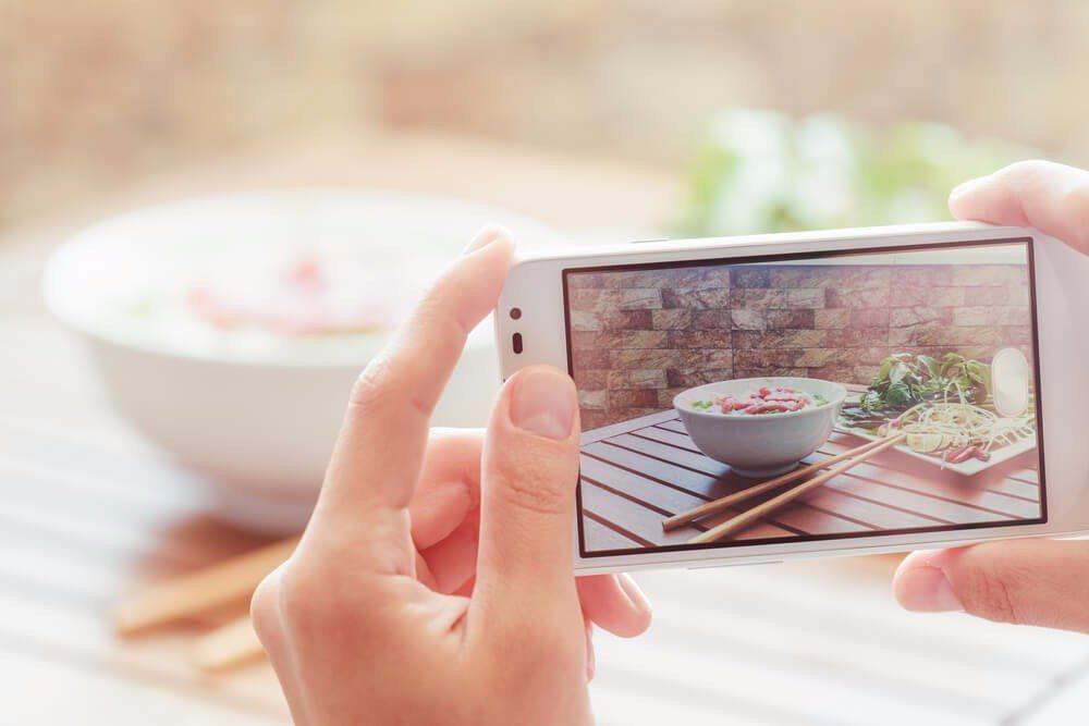 Die Bilder, mit einem Smartphone geschossen, sind mehr als ausreichend für das Web. (Bild: © Efired - shutterstock.com)