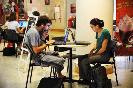 BACC – ein beliebtes Coworking-Space in Bagkok. (Bild: 1000 Words – shutterstock.com)