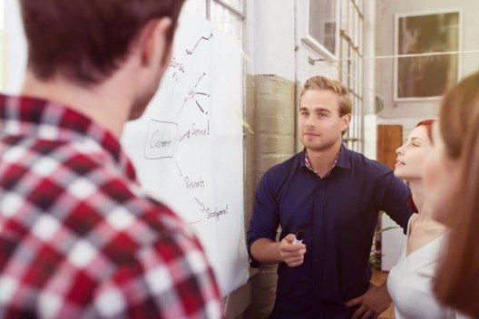 Mit Vorteilen für die Auszubildenden ist eine Bühler-Lehre allemal verbunden. (Bild: © racorn - shutterstock.com)