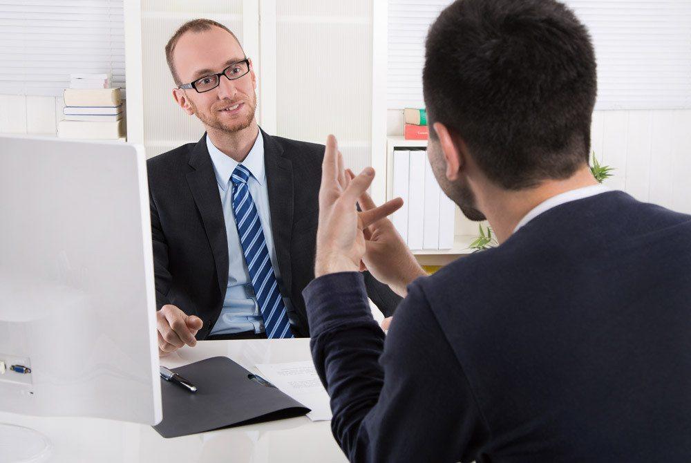 verhalten chef gegenüber mitarbeiter