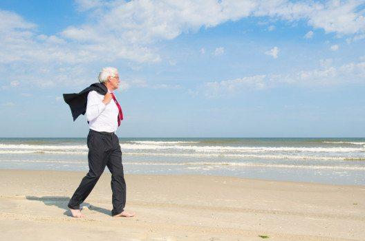 Achten Sie auf Ihre Work-Life-Balance und schaffen Sie sich bewusst Freiräume. (Bild: Ivonne Wierink – fotolia.com)